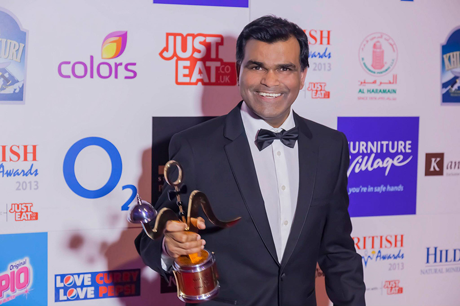 Raval Curry Awards Curry King
