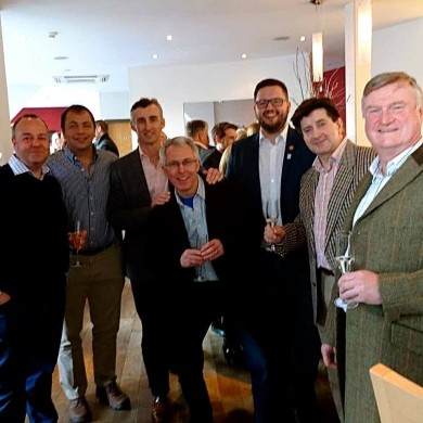 Movember UK Charity Event at Raval Newcastle