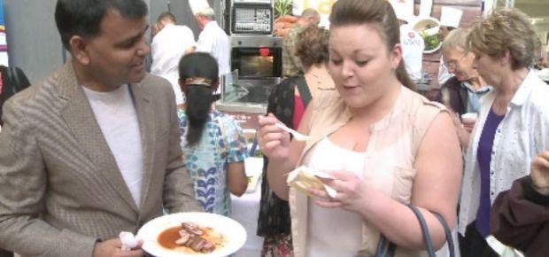 Raval Newcastle Great Taste weekend
