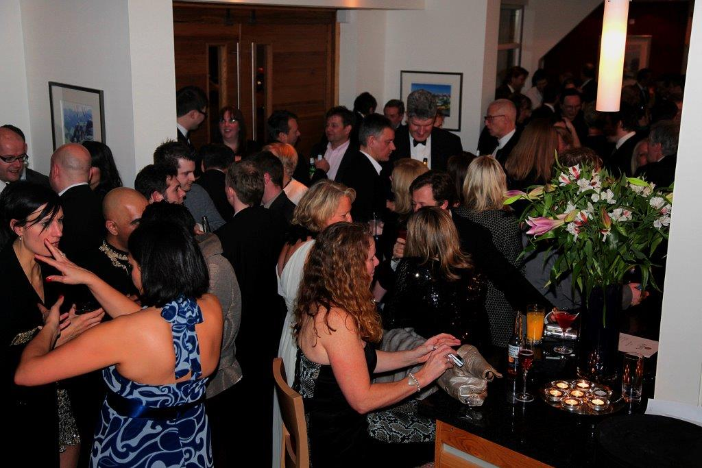 raval indian restaurant party
