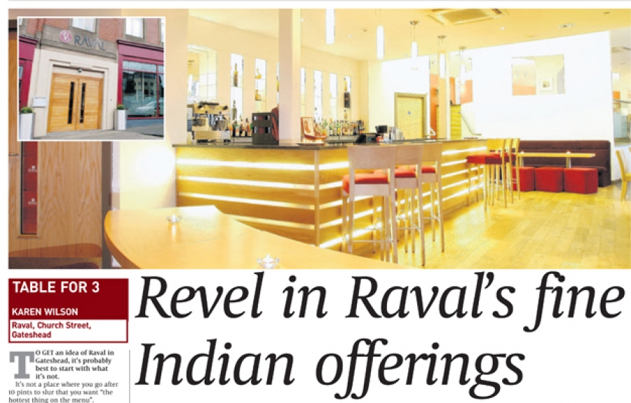 Raval Journal Review