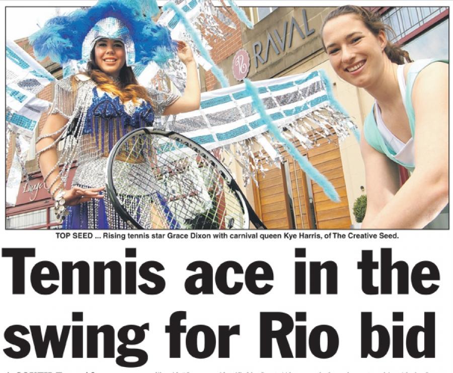 Raval Tennis Ace
