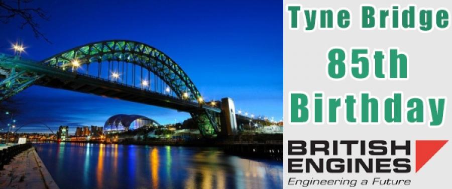 Tyne Bridge 85