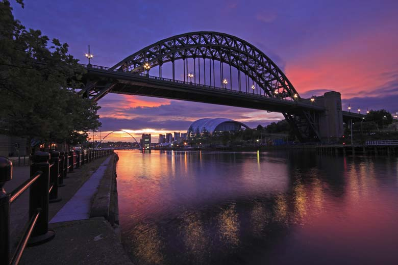 Tyne Bridge 85th Birthday to be Held at Raval