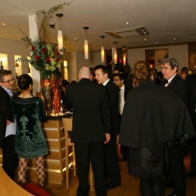 Royal Television Society Raval Restaurant