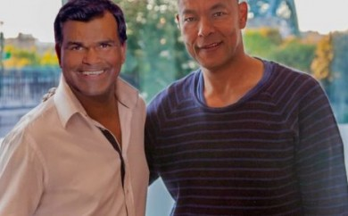 Roland Gift of Fine Young Cannibals at Raval
