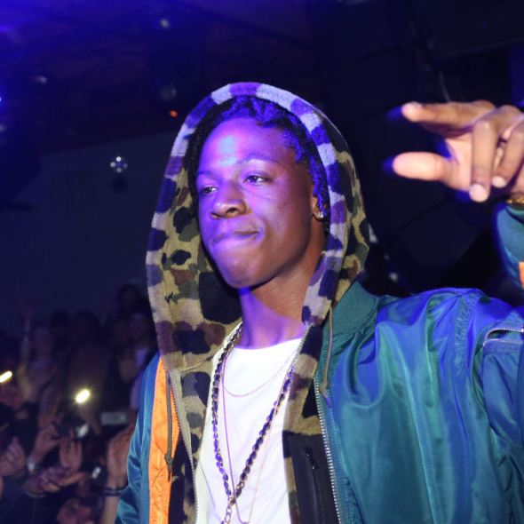 Video: Joey Bada$$ makes curry chicken and waffles
