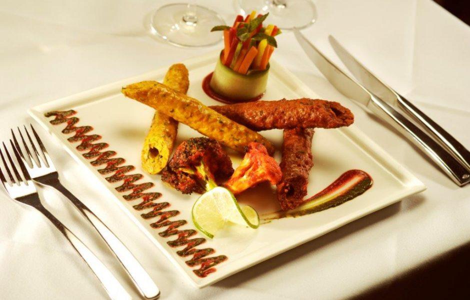 Raval Luxury Indian Restaurant Newcastle Gateshead