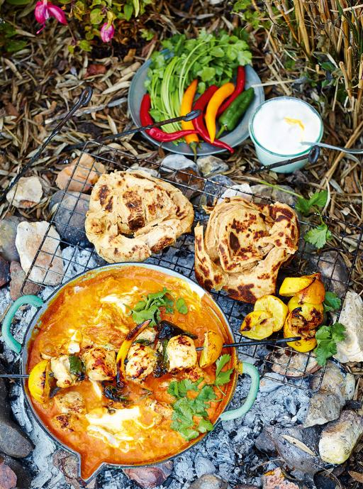 Chicken tikka masala – a 'British' classic