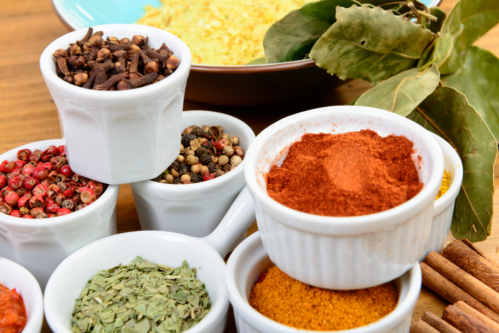 Spice up your life… and health!